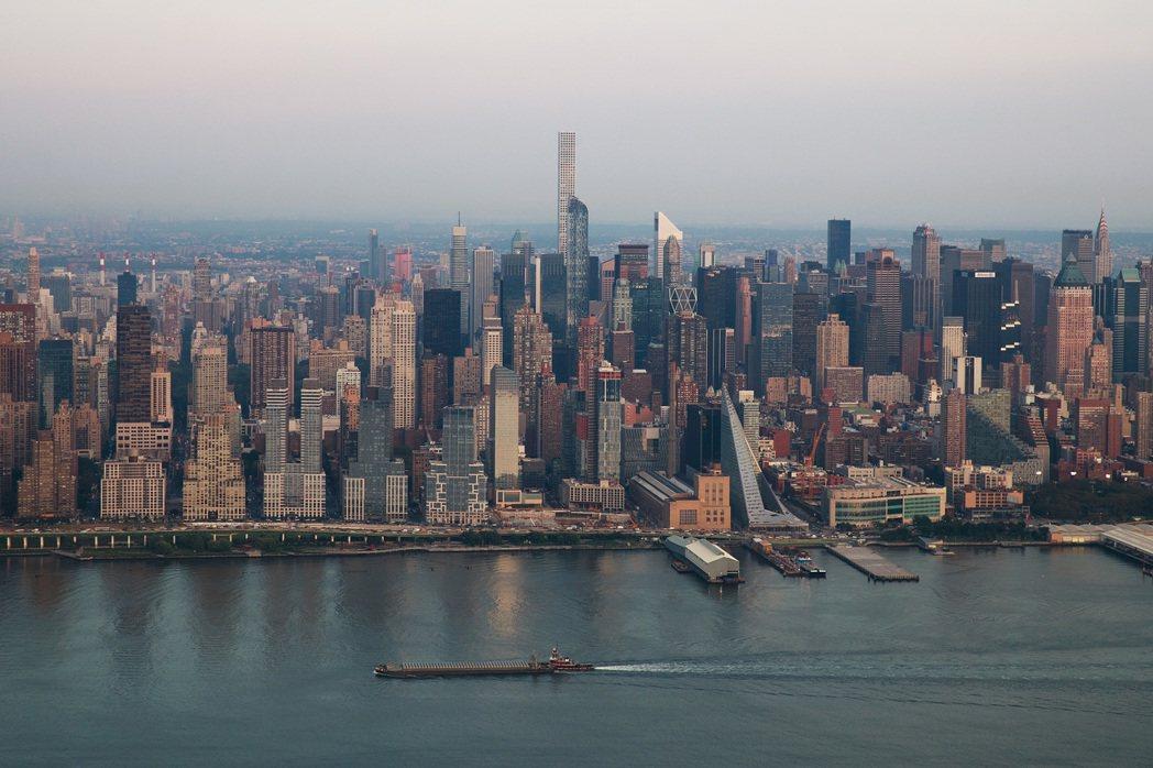 曼哈頓房市走緩,買家占上風砍價。(Getty Images)