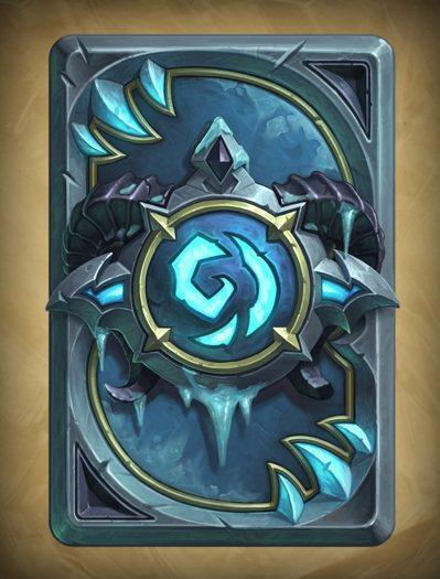 完成預購的玩家除可享優惠外,亦可獲得霜之哀傷主題卡背。 圖/暴雪提供