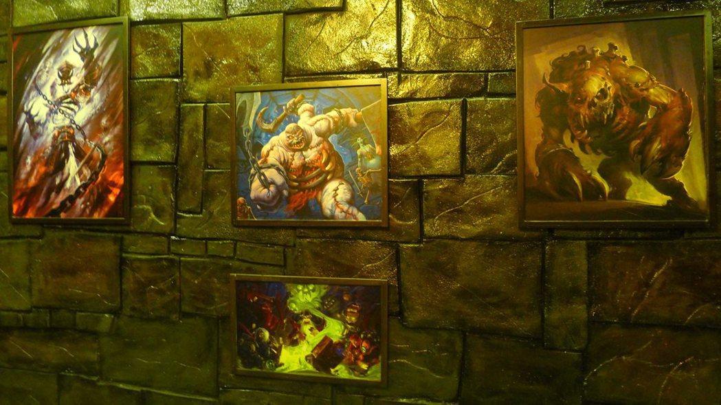 畫廊區:納克薩瑪斯的詛咒