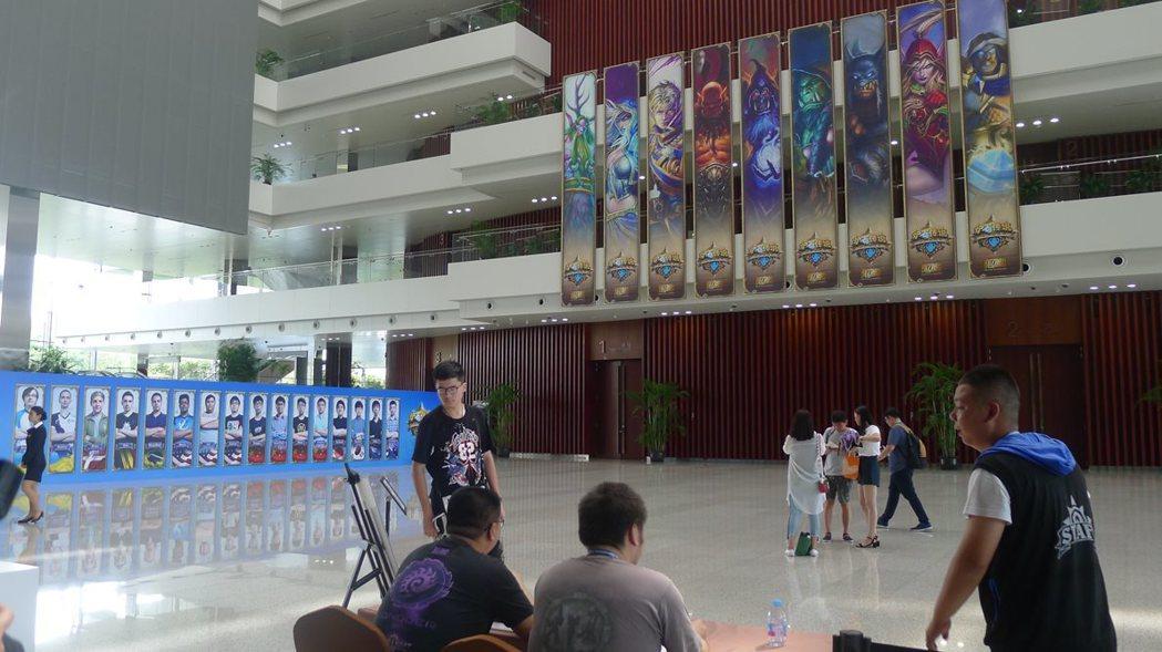 入口大廳 攝影/余峯(下同)