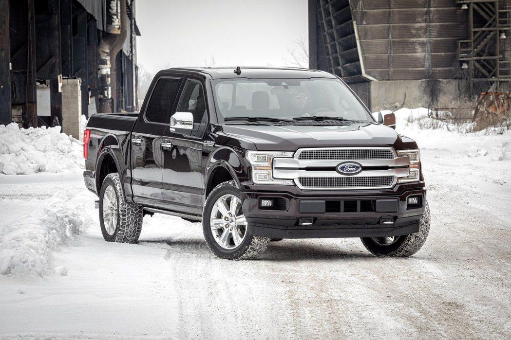 據外媒〈Truck Trend〉報導,Ford F-150 的 3.0 升柴油車型將與 Land Rover Discovery 同一具。 摘自 Ford
