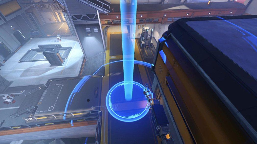 流星墜可以靠移動模式打到室內。