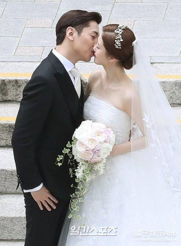 Eric和羅惠美7月1日完婚。圖/摘自日刊體育