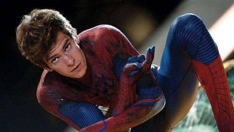 安德魯加菲爾德的「蜘蛛人驚奇再起」曾遭腰斬。圖/索尼提供