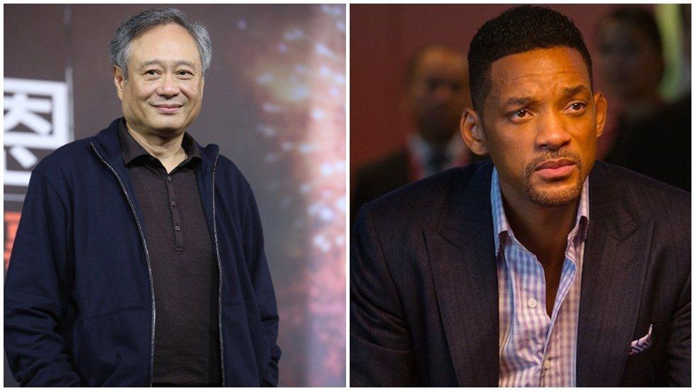 李安確定將執導科幻驚悚新片,由威爾史密斯主演。圖/記者陳瑞源攝影資料照、華納兄弟