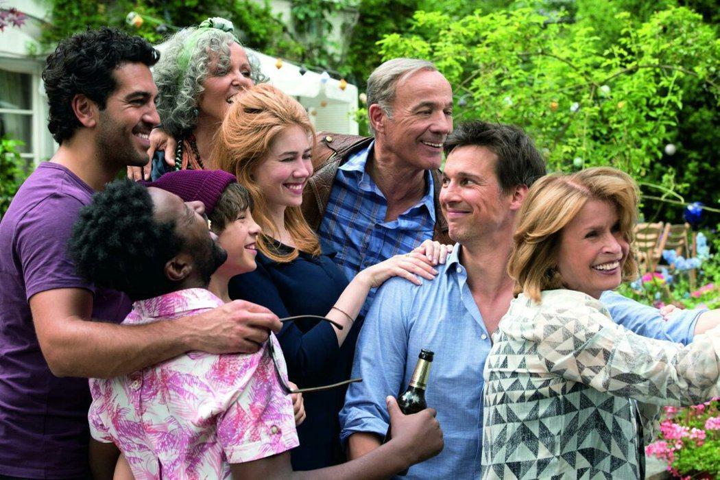 德國影后仙黛貝嘉在兒子執導的新片「歡迎來住我家」中,將疑慮化為幽默,帶領「哈特曼...
