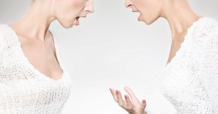母女爭吵示意圖/Ingimage