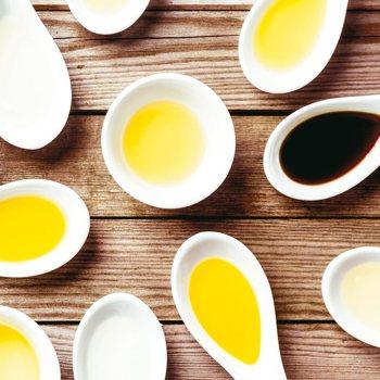 飽和脂肪與不飽和脂肪油品都含飽和脂肪酸、單元不飽和脂肪酸、多元不飽和脂肪酸,...