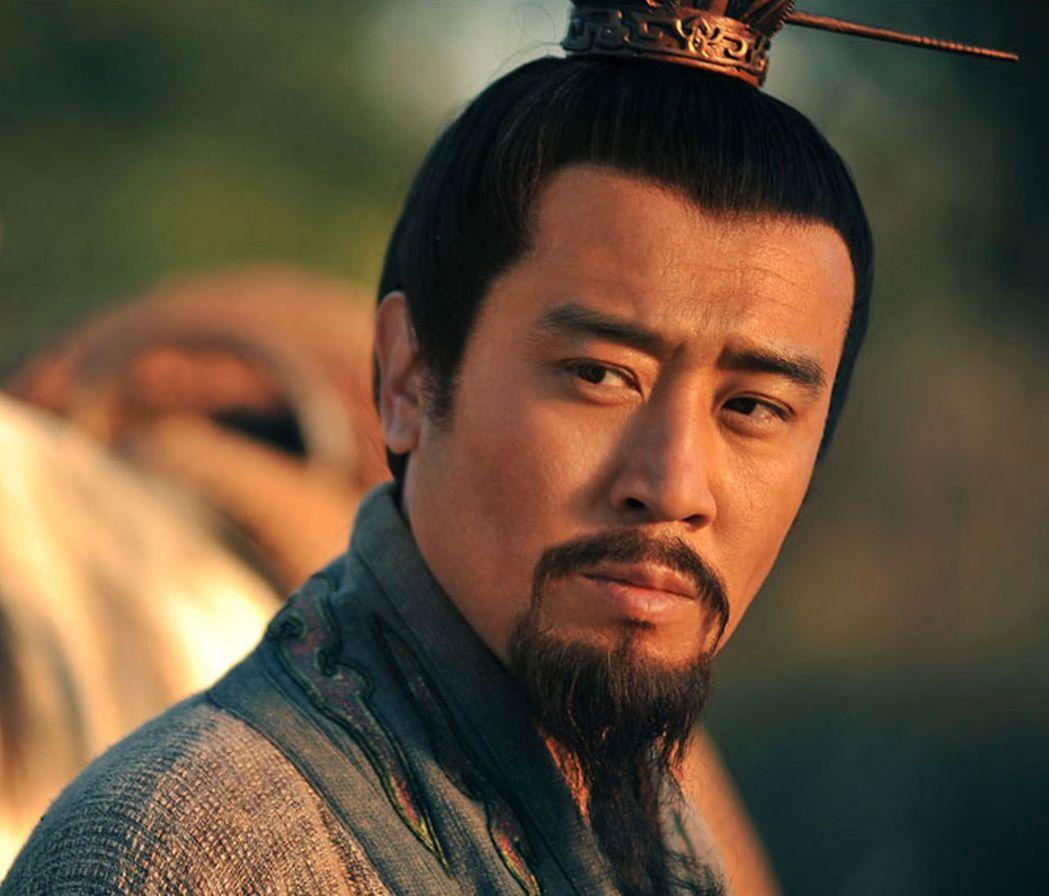 圖為演員于和偉在電視劇《三國》中所扮演的劉備,非文中的劉備。(取材自微博)