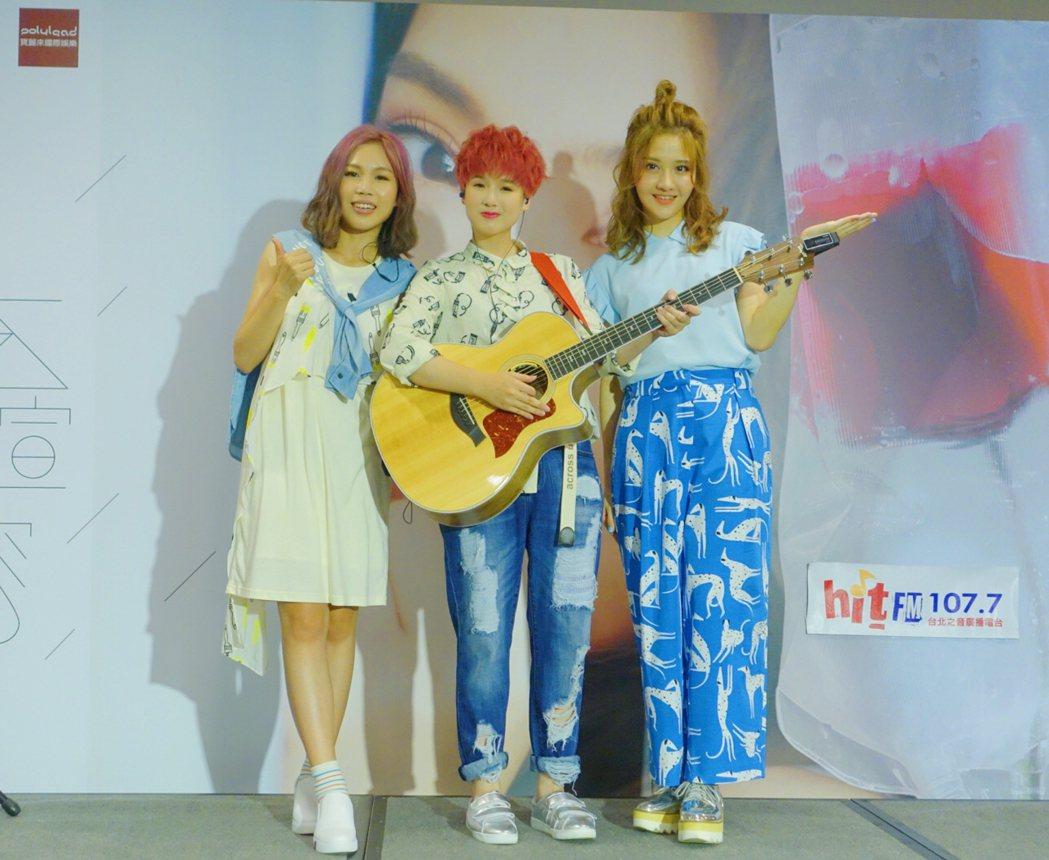李宣榕台北簽唱會。圖/寶麗來國際娛樂提供