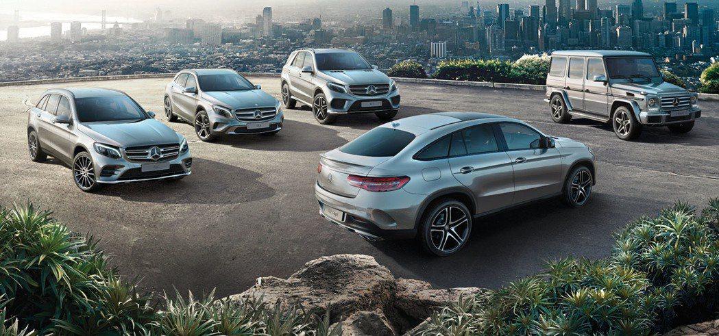 歐洲地區仍為Mercedes-Benz的大宗,其成長率為8.9%。 摘自Merc...