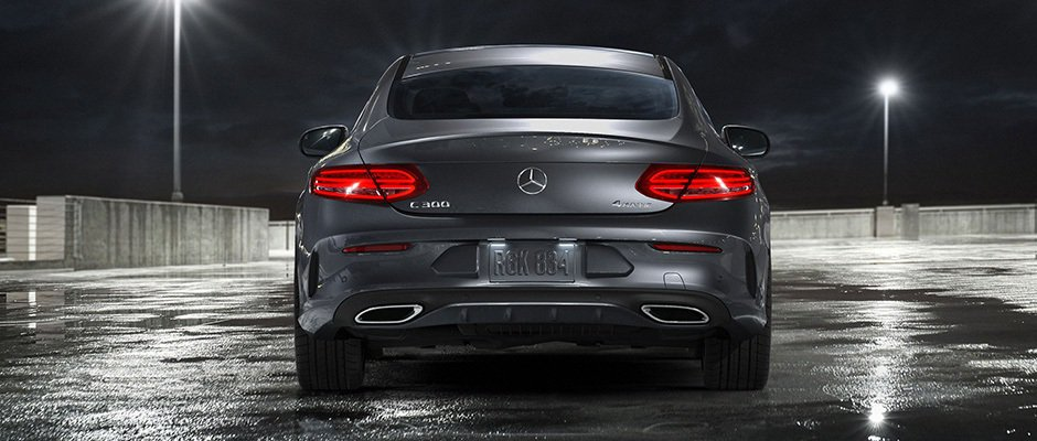 圖為Mercedes-Benz C‑Class Coupe。 摘自Mercede...