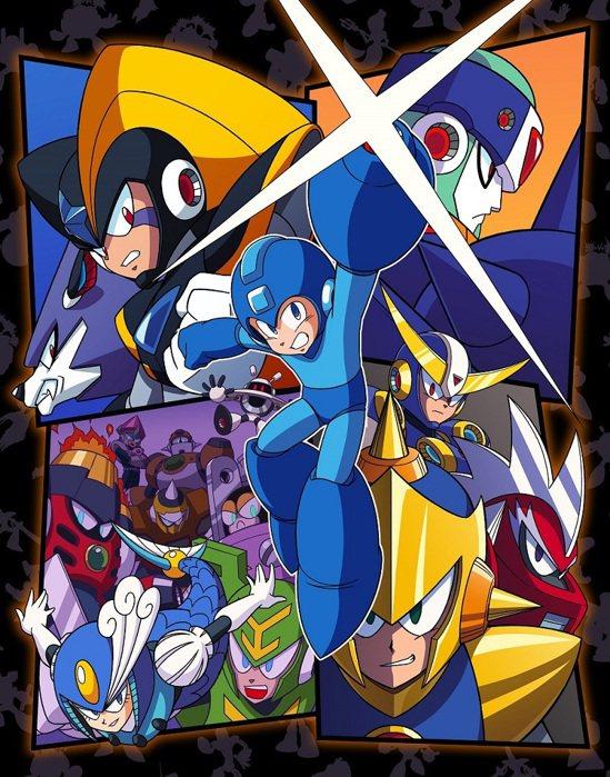 《Mega Man 傳奇合輯 2》 圖/傑仕登提供(下同)