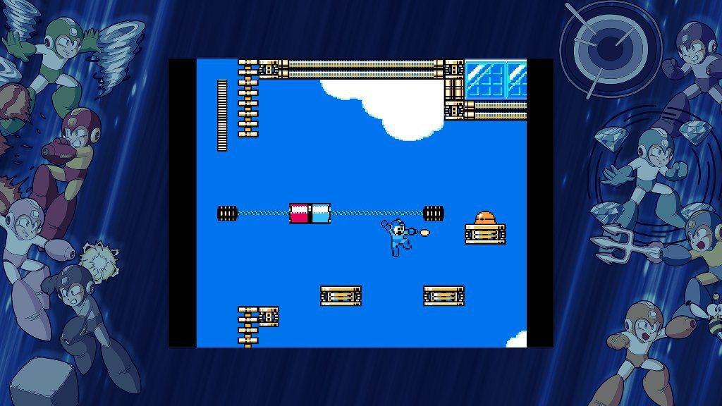 《Mega Man》9代