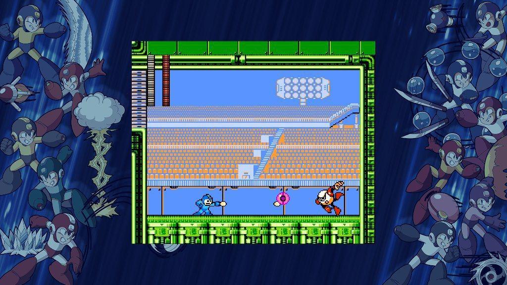 《Mega Man》10代