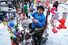 我賣的是專業,不是同情:身心障礙者的街藝人生