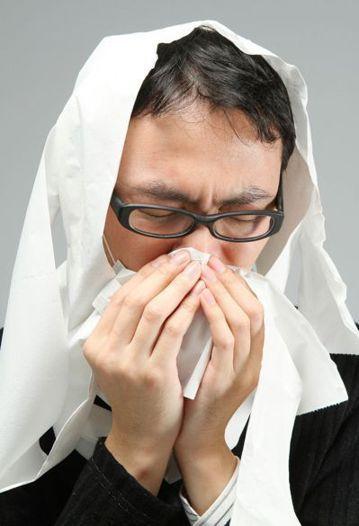疾管署表示,同時感染A、B流感,症狀不必然會比較嚴重。圖/報系資料照