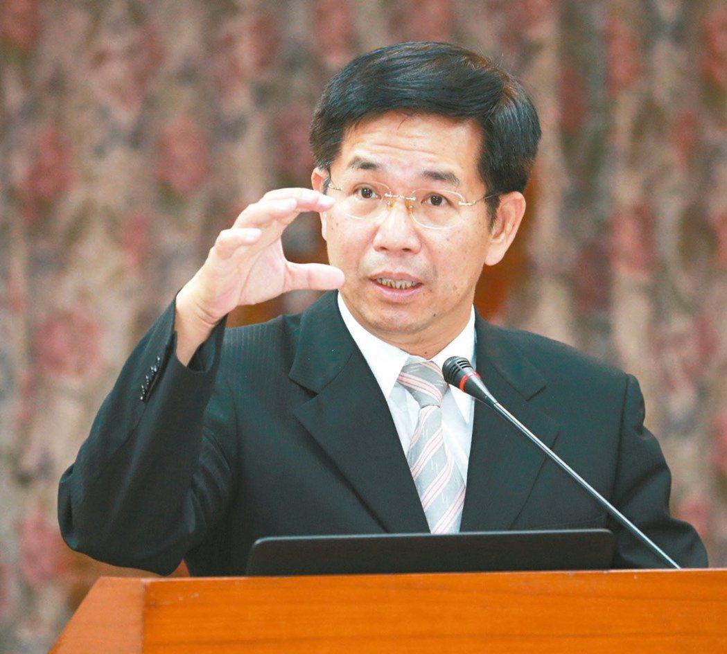 教育部長潘文忠 本報資料照片