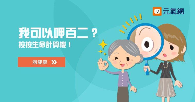 「測健康」是全台灣第一個利用大數據建立的健康風險預測線上工具。