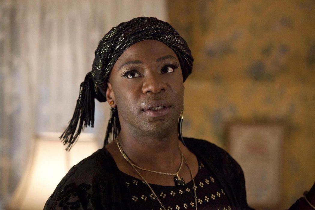 尼爾森艾利斯在知名影集「噬血真愛」中飾演Lafayette。 圖/擷自IMDb