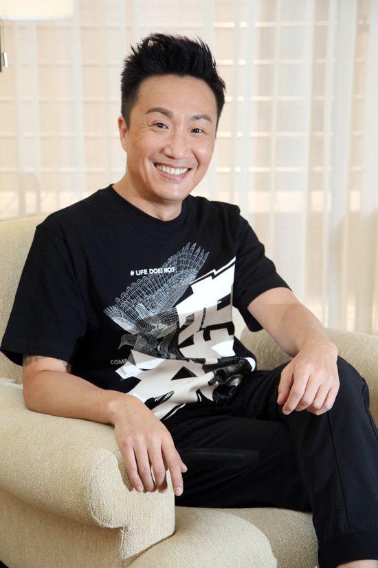 鄭中基。聯合報系記者陳瑞源/攝影