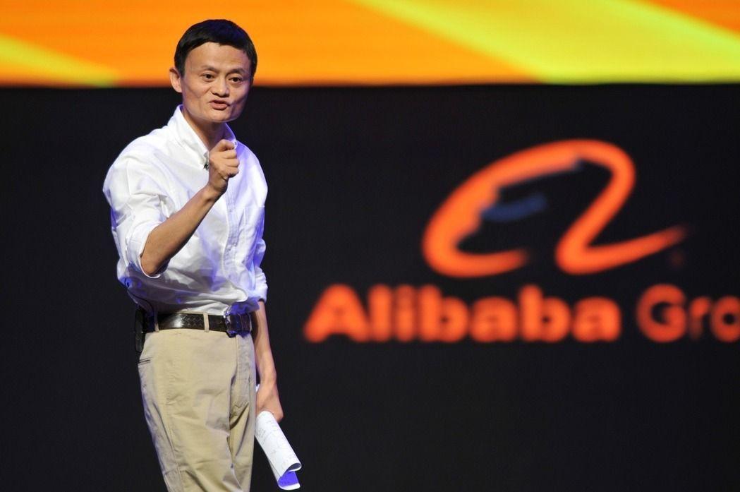 中國大陸阿里巴巴集團董事局主席馬雲(圖)今(11日)天指出,未來將是網路製造「M...