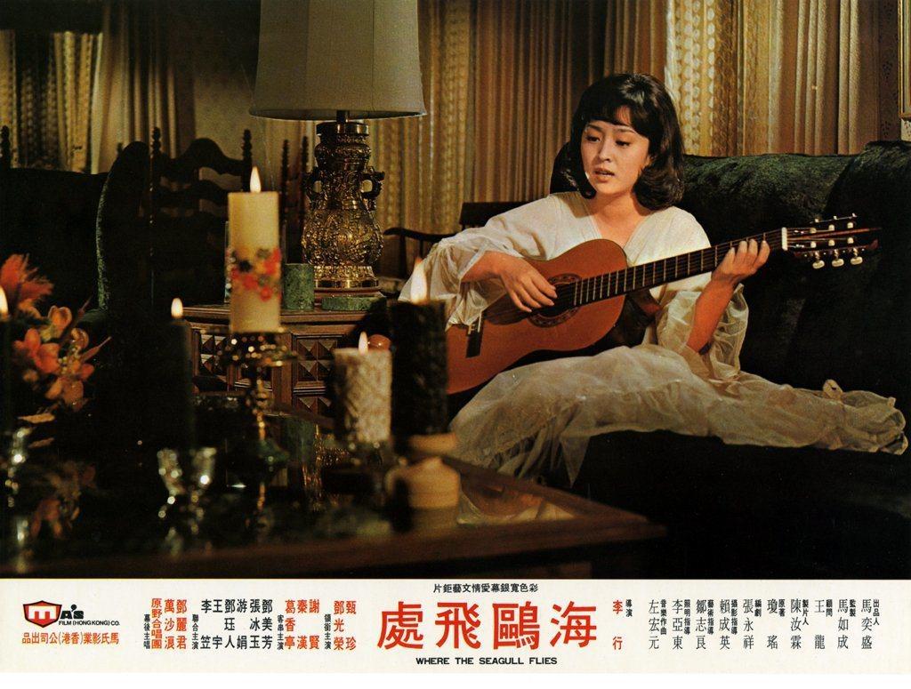 甄珍掛帥的「海鷗飛處」,在台灣與香港票房都開出大紅盤。圖/摘自HKMDB