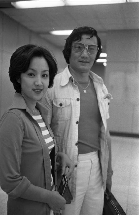 甄珍與謝賢合演「一簾幽夢」時,已經在港登記完婚。圖/報系資料照片