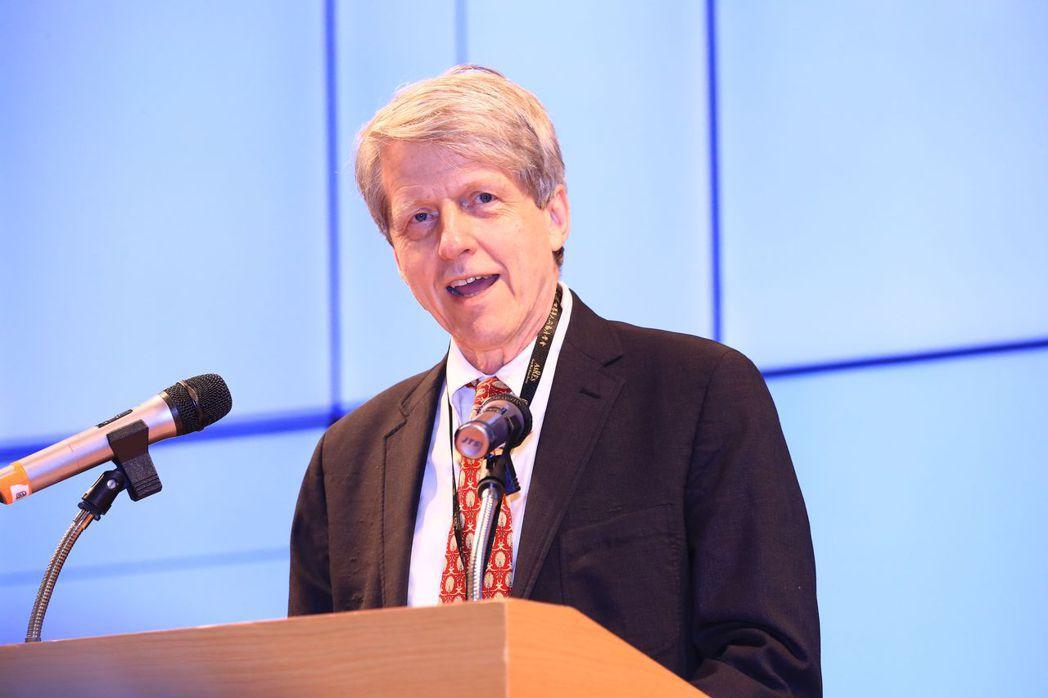 經濟學者羅伯席勒獲邀在亞洲不動產學會暨世界華人不動產學會聯合年會主講「敘事經濟學...