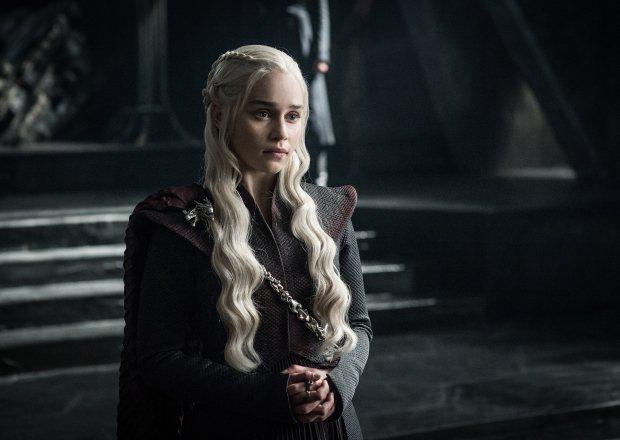 艾蜜莉亞克拉克飾演的丹妮莉絲向來是「冰與火之歌:權力遊戲的高人氣要角。圖/HBO...