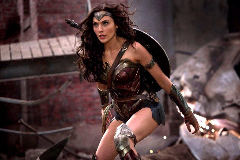 「神力女超人」北美票房擊退不少男性英雄。圖/摘自imdb