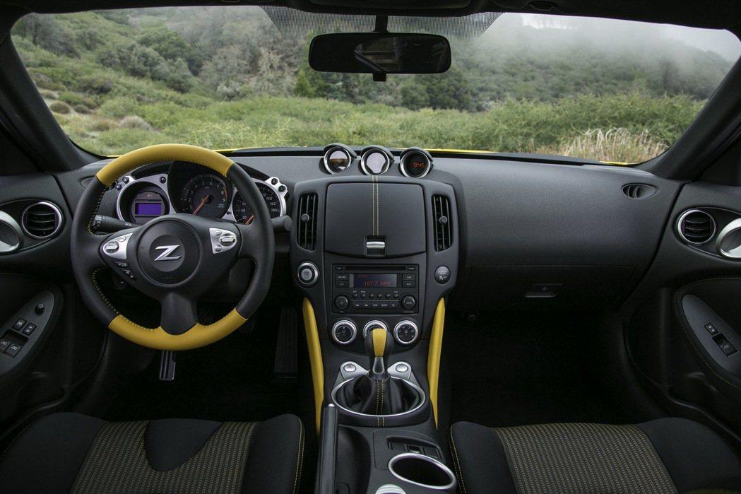 2018 Nissan 370Z Heritage Edition。圖/Nissan提供