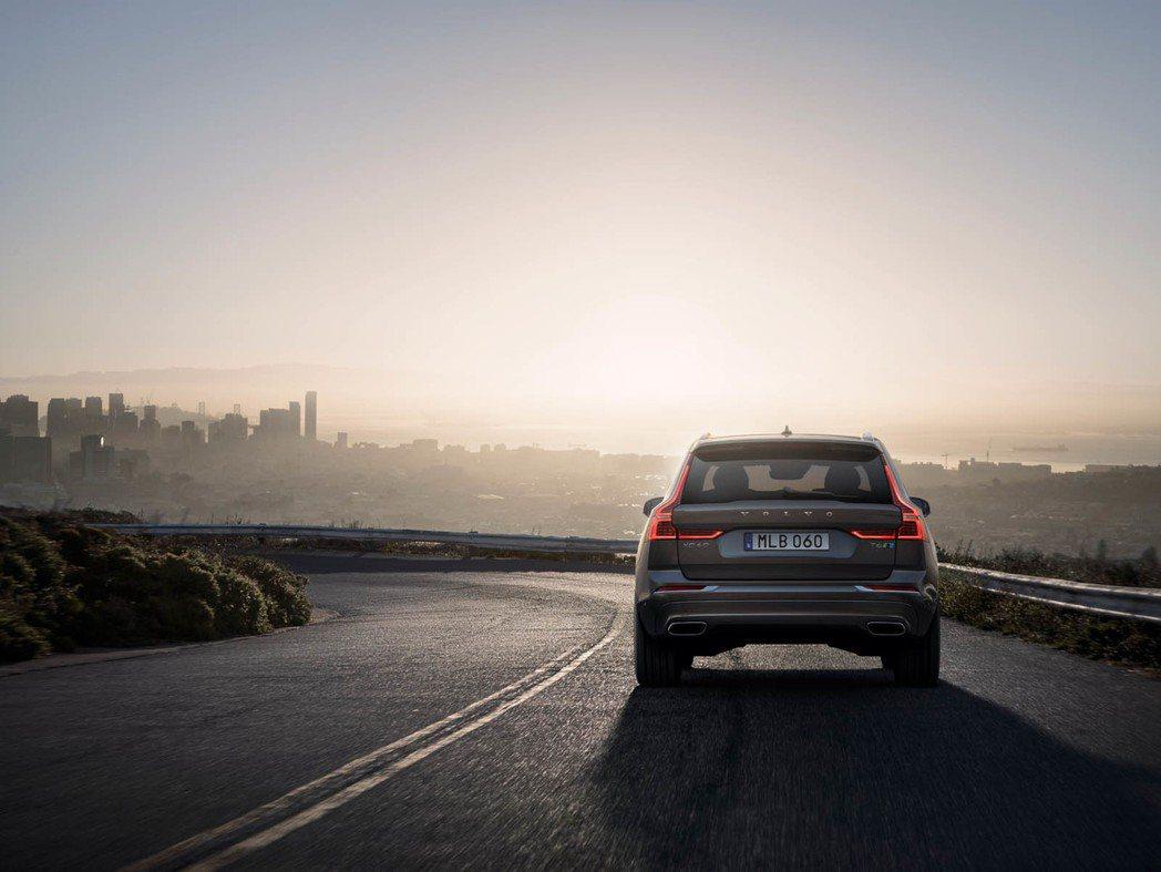 全新二代Volvo XC60將於第四季在台上市。 摘自Volvo