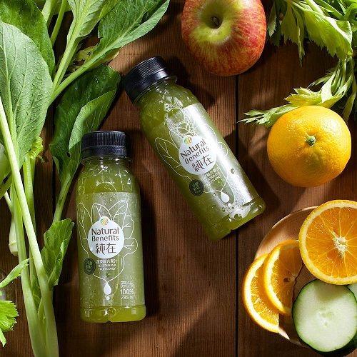 蔬菜綜合果汁即日起至8月1日,1瓶235ml只要94元,有西洋芹與大黃瓜等營養,...