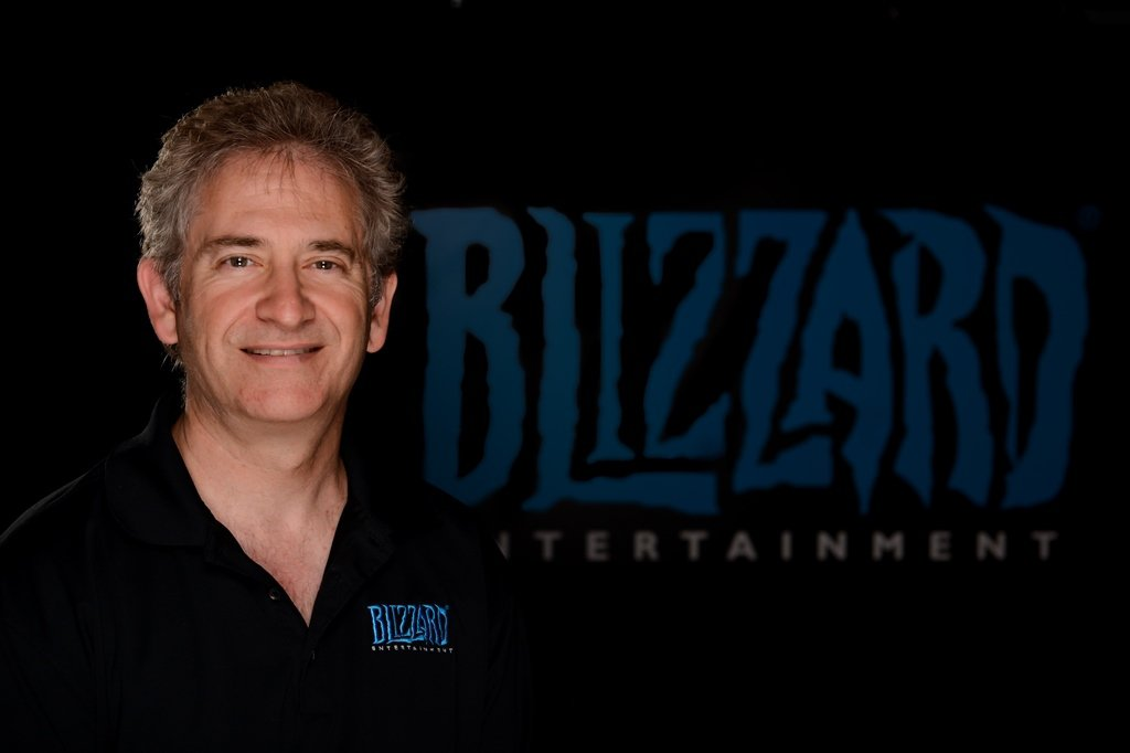 Blizzard Entertainment執行長暨共同創辦人Mike Morh...