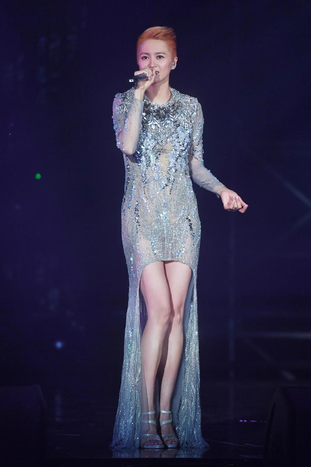 梁詠琪7月8日在洛杉磯開唱。圖/得意智文創提供