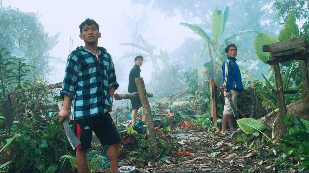 「血琥珀」呈現緬甸弱勢人民為求致富,不惜冒險挖寶的生活,入選盧卡諾影展「影評人週