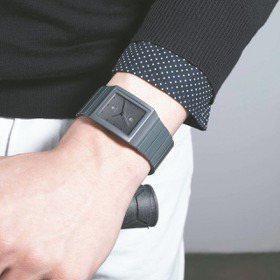 男生、女生戴都很好看 中性腕表正流行