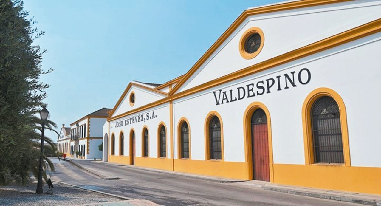 Valdespino酒莊 圖/水流觴 ※ 提醒您:禁止酒駕 飲酒過量有礙健康
