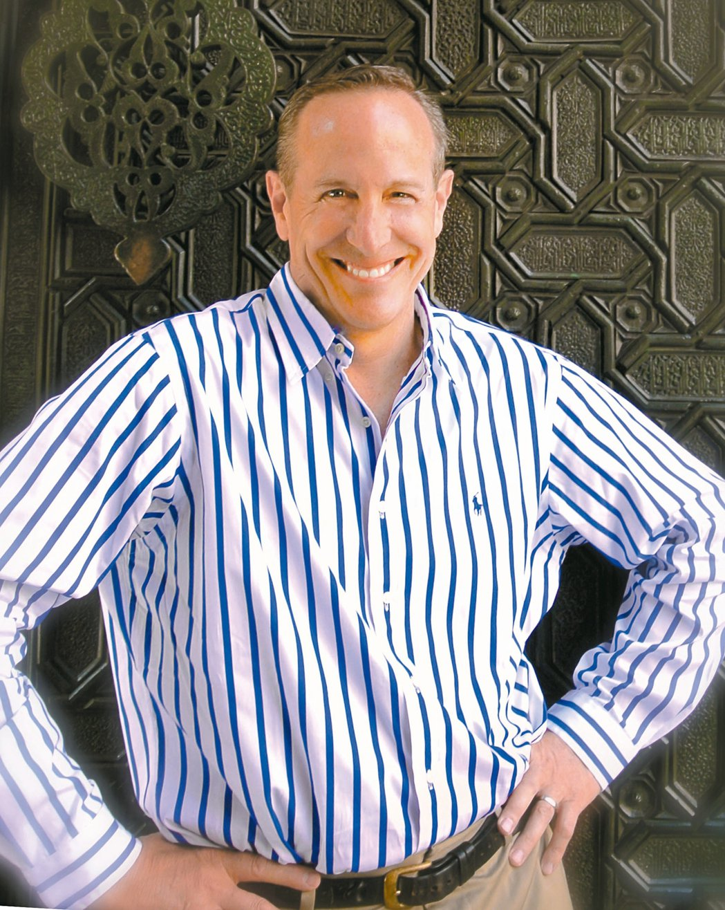 Bill Bensley定居曼谷,擅長用飯店說故事。 圖/BENSLEY提供