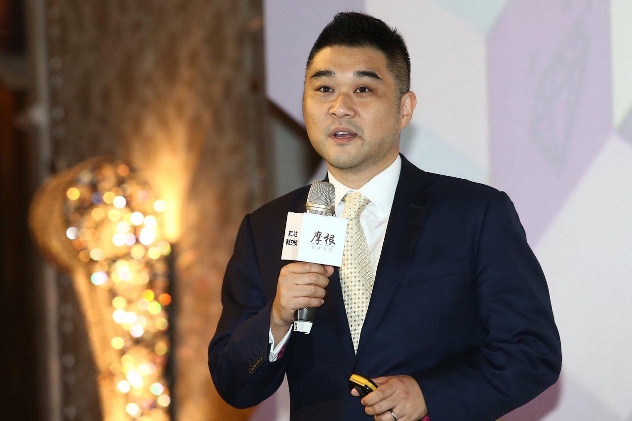 摩根亞洲首席市場策略師許長泰。本報資料照片