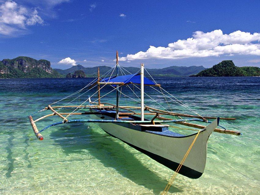 菲律賓巴拉望島連續2年在「世界10大最佳島嶼」奪冠。圖擷自環球旅行網
