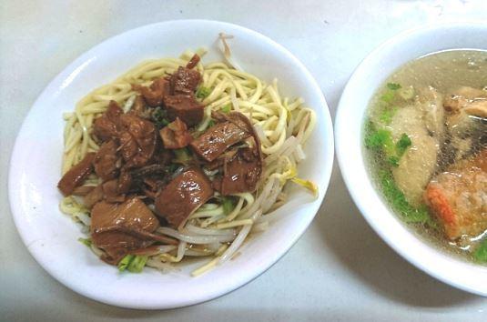 圖片來源/ 林明堂素食麵