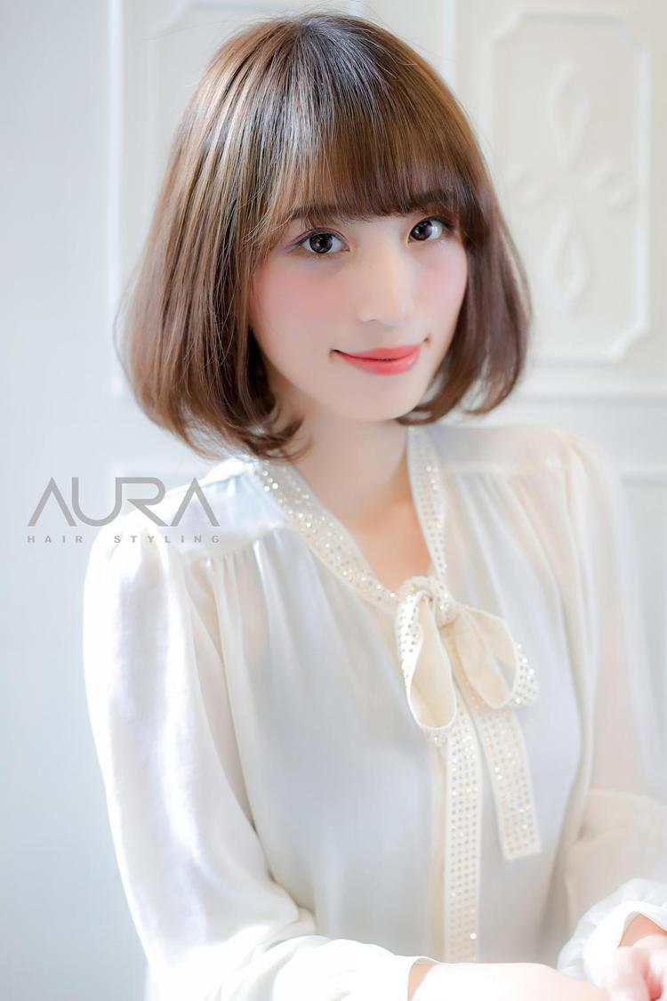 髮型創作/AURA Hair Styling - Aura Celine。圖/H...