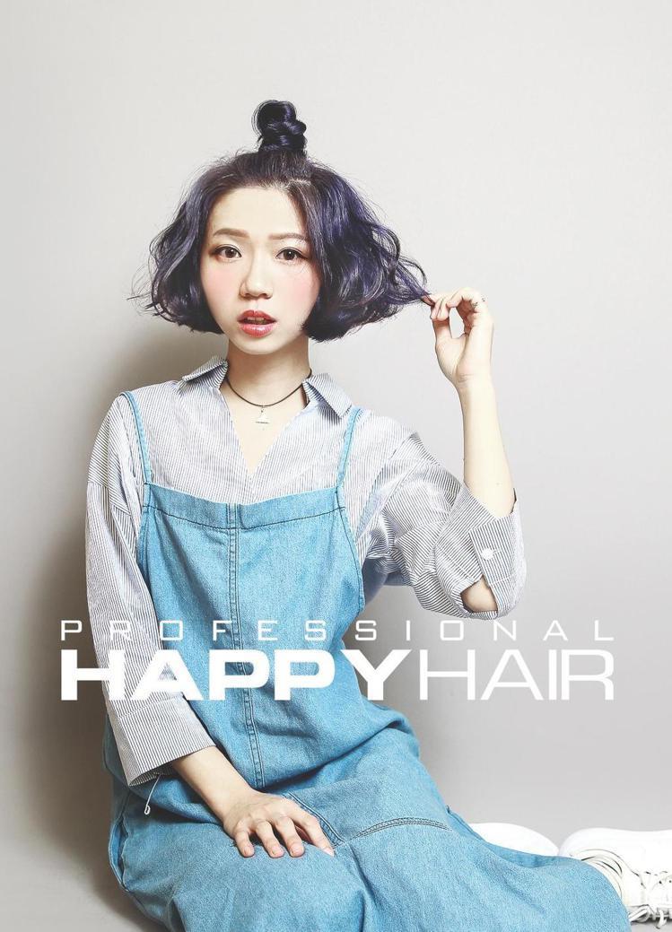 髮型創作/Belief⋈Demi - Demi Syu。圖/HairMap美髮地...