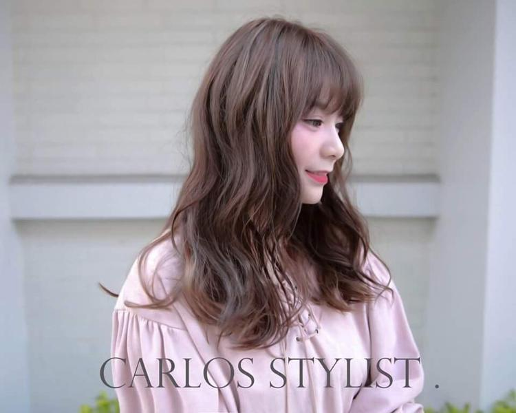 髮型創作/8度 Hair Salon - Carlos Yeah。圖/HairM...