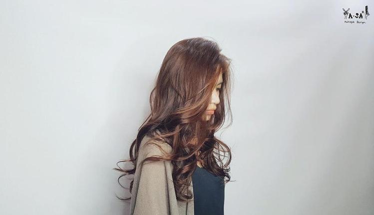 髮型創作/DOS Hair Salon(玥汰髮藝) - A-SA。圖/HairM...