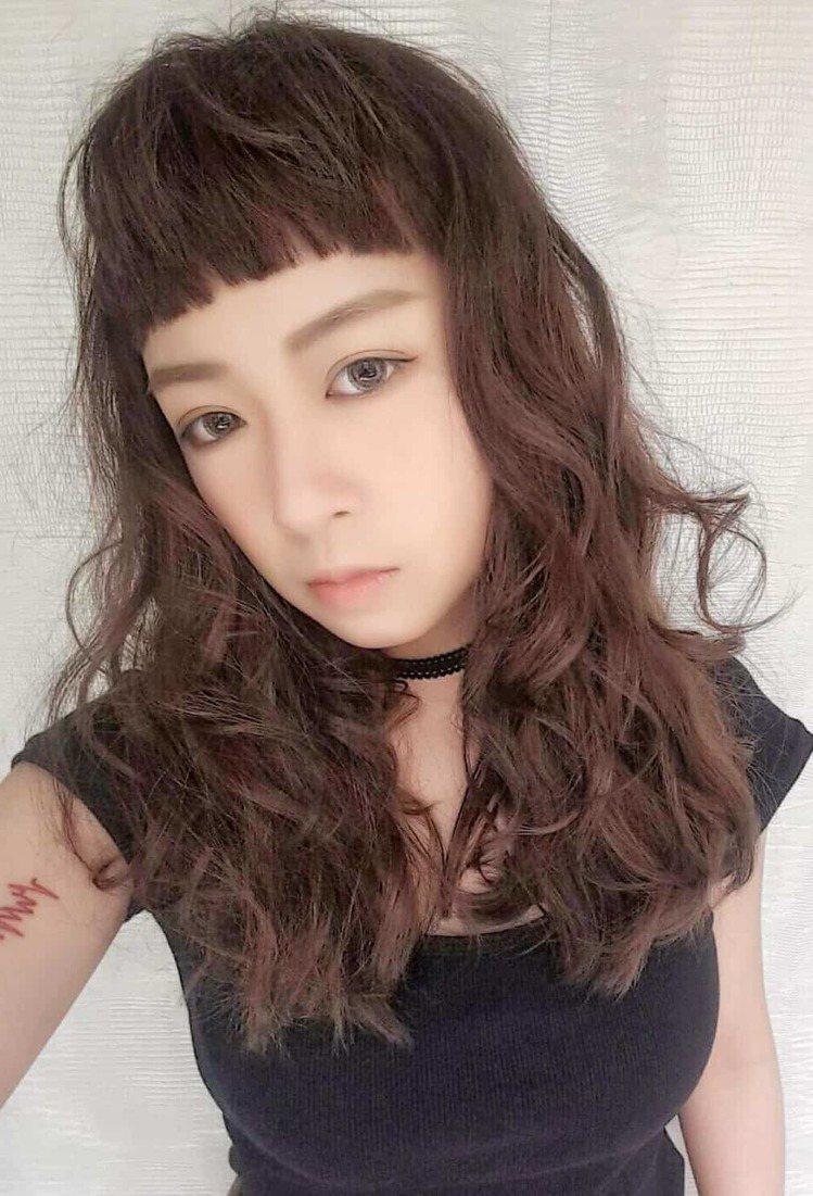 髮型創作/Happy Hair 屏東店 - Rex Liu。圖/HairMap美...
