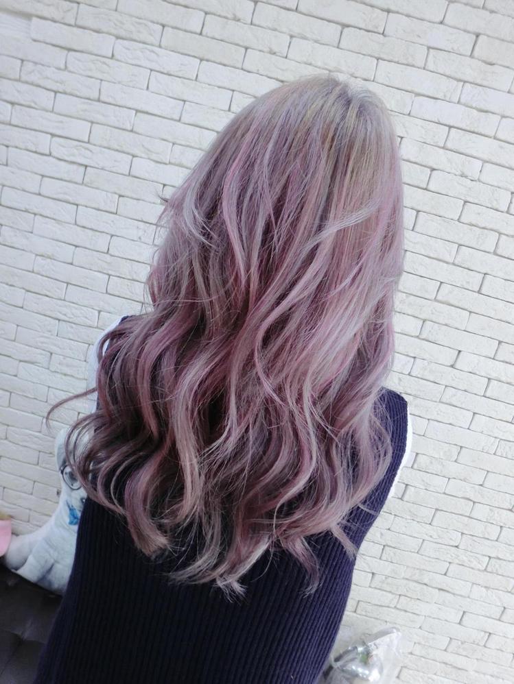 髮型創作/MV HAIR - Vi Ta。圖/HairMap美髮地圖提供