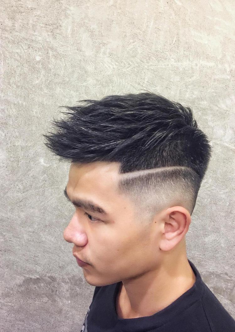 髮型創作/Adacasa hair salon 概念店 - 潘。圖/HairMa...